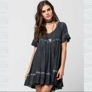 🔥 Sea Gypsies by Lost Boho Ruffle Dress!! 🔥